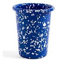 HAY Enamel Cup - Blue Speckle