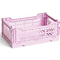 HAY Colour Crate - Lavender - S