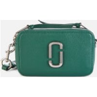 Marc Jacobs Women's The Softshot 21 Cross Body Bag - Cucumber