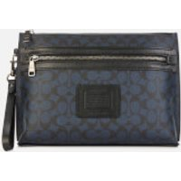 Coach Men's Academy Pouch - Midnight