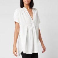 Free People Women's Getaway With Me Tunic - Ivory - S