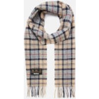 Barbour Men's Tartan Lambswool Scarf - Dress Tartan