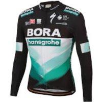 Sportful Bora Hansgrohe BodyFit Pro Thermal Long Sleeve Jersey - L