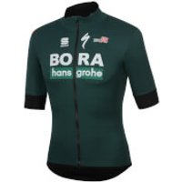 Sportful Bora Hansgrohe Fiandre Light Short Sleeve Jacket - L
