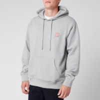 Wooyoungmi Men's Pullover Hoodie - Grey - 50/L