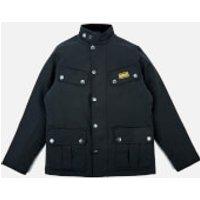 Barbour International Boys Duke Jacket - Black - XL (12-13 Years)
