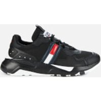 Tommy Jeans Men's Cool Running Style Trainers - Black - UK 11