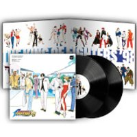 King of Fighters 98 - The Definitive Soundtrack 2LP