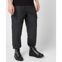 RAINS Mens Ultralight Cargo Pants - Black - XS/S