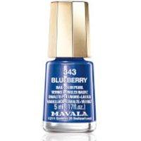 Mavala Blueberry Nail Polish 5ml