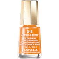 Mavala Orange Sherbet Nail Polish 5ml