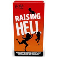 Raising Hell Card Game For Adults