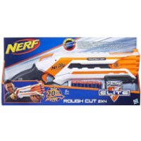 Nerf Rough Cut 2x4 Elite Blaster