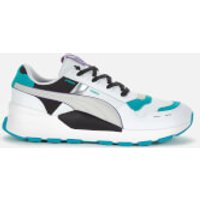 Puma Men's Rs 2.0 Futura Trainers - Puma White/Viridian Green - UK 10