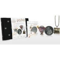 Harry Potter Gift Set - Hp Collectible Coin, Da Necklace, Gryffindor Pin & Coaster Set