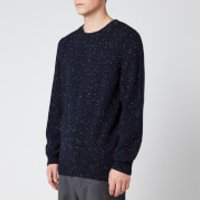 A.P.C. Men's Cavan Sweatshirt - Dark Navy - XXL