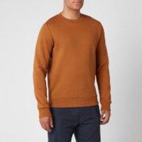 A.P.C. Men's Capitol Sweatshirt - Camel - S