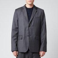 A.P.C. Men's Spencer Blazer - Grey - 46/S
