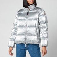 Parajumpers Womens Pia Coat - Silver - L