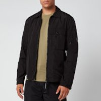 C.P. Company Men's Zip Shirt Jacket - Black - M