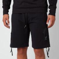 C.P. Company Men's Jogging Bermuda Shorts - Black - L