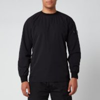 C.P. Company Men's Technical Crewneck Sweatshirt - Black - XL