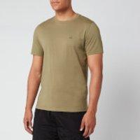 C.P. Company Men's Logo T-Shirt - Martini Olive - M