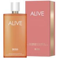 HUGO BOSS Women's Alive Perfumed Bath and Shower Gel 200ml