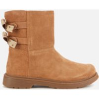 UGG Kids' Tillee Suede Boots - Chestnut - UK 2 Kids