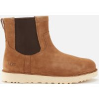 UGG Men's Campout Suede Chelsea Boots - Chestnut - UK 11