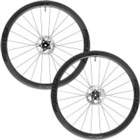 Fast Forward Raw Disc Brake Clincher Wheelset - Shimano
