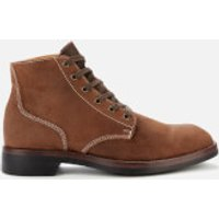 Superdry Men's Officer Lace Up Boots - Brown - UK 7