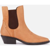 Superdry Women's Western Boots - Tan - UK 6
