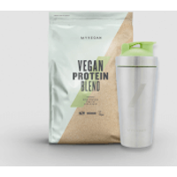 Vegan Protein Bundle - Strawberry