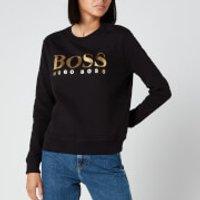 BOSS Women's Elaboss Sweatshirt - Black - XS