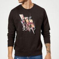 Ikiiki Light Sweatshirt - Black - M - Black