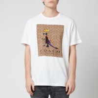 Coach Men's Basquiat T-Shirt - White - L