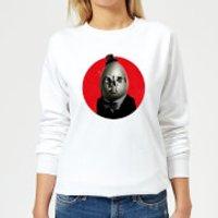 Ikiiki Humpty Dumpty Women's Sweatshirt - White - 3XL - White