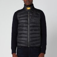 Parajumpers Men's Zavier Soft Shell Gilet - Black - M