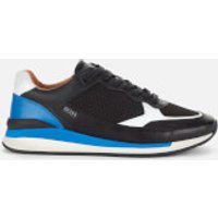 BOSS Business Men's Element Running Style Trainers - Black - UK 10