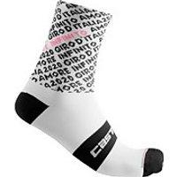 Castelli Giro D'Italia 13 Socks - L/XL - White