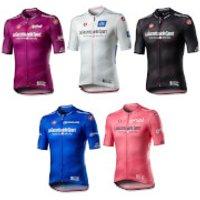 Castelli Giro D'Italia 103 Competixione Jersey - XXL - White