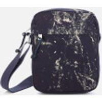 Maison Margiela Men's Paint Nylon Cross Body Bag - Black