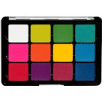 Viseart Palette 12 Paupières Eyeshadow Palette 08 Editorial Brights