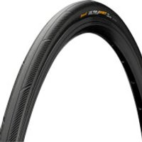 Continental UltraSport III Clincher Folding Road Tyre - 700 x 28c - Black