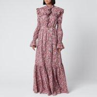 Philosophy di Lorenzo Serafini Women's Liberty Fantasy Print Maxi Dress - Pink - IT 44/UK 12