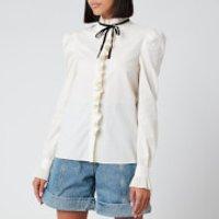 Philosophy di Lorenzo Serafini Women's Shirt - White - IT 42/UK 10