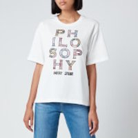 Philosophy di Lorenzo Serafini Women's T-Shirt - White - S