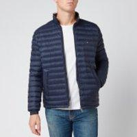 Tommy Hilfiger Men's Packable Down Jacket - Sky Captain - XL