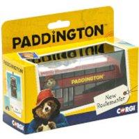 Paddington Bear New Routemaster Bus Model Set - Scale 1:76
